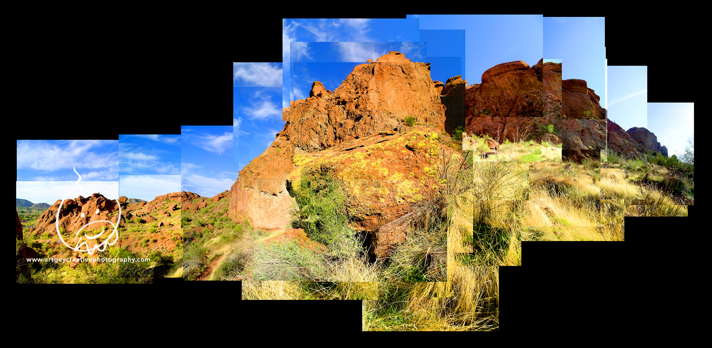 Camelback Mountain Arizona Desert Photography